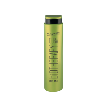 MAXXelle CURA BIOTHERAPHY Daily Wash - ყოველდღიური გამოყენების შამპუნი